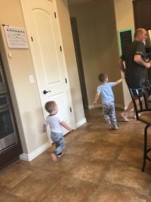 chasing Papa